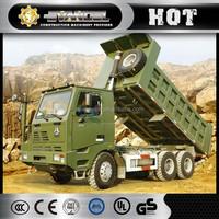 60 Ton HOWO 4 Wheel Dump Truck Capacity ZZ5707V4840CJ
