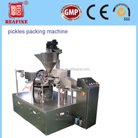 Shanghai dried turnip/sauerkraut/appetizer/pickles/salted and preserved vegetable packing machine