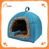 Custom winter soft beautiful dog house small dog