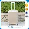 2015 new style ABS+PC luggage travel bags suitcase