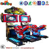 Qingfeng MR-QF009 Top sale arcade simulator mini racing motorcycle for adults