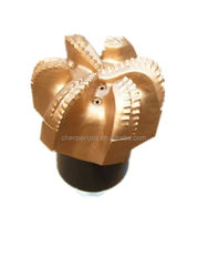 chengpeng excellent quality PDC diamond core drill bit for soft to hard formation