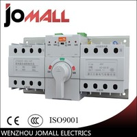 New Type mini type Q30 4 pole 220v 16A 20A 25A 32A 40A 50A 63A dual power transfer Automatic Transfer Switch ats for generator