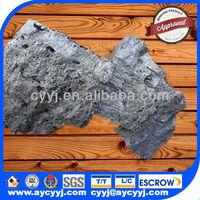 china factory offer lump powder Ca+Si 90%min silicon calcium alloy