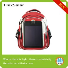 1.8W Portable Flexible Solar Panel / Solar Charger Bag for Mobile Phones