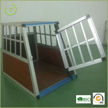 One pc per ctn high quality aluminum dog cage/dog house