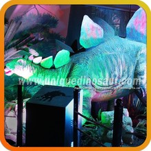 Children indoor playground giant dinosaur statues for sale