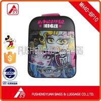 Girls' Trolley School Bag With Large Capacity
