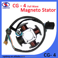 CG - 4 Full Wave Motorcycle Magneto Stator Coil
