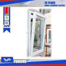 Reasonable priced pvc tilt and turn opening windows