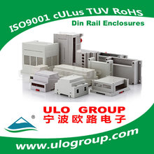 OEM Exported Plastic Abs Din Rail Enclosure Box Manufacturer & Supplier - ULO Group
