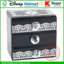 Arabesque warehouse lace top princess jewelry box