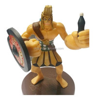 Hot sale one piece action figure ABS plastic toys cartoon figure toy