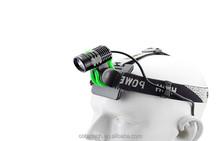 Clásico colorido 1000 Lumen LED tamaño del pulgar luz de la bicicleta