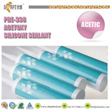 300 ml Acetoxy Silicone Sealant silicone caulk
