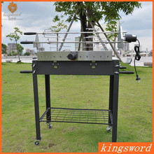 Heavy Duty Motorised BBQ Grill Cyprus Rotisserie Barbecue Grill