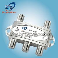 DiSEqC switch 4x1 stereo mini plug