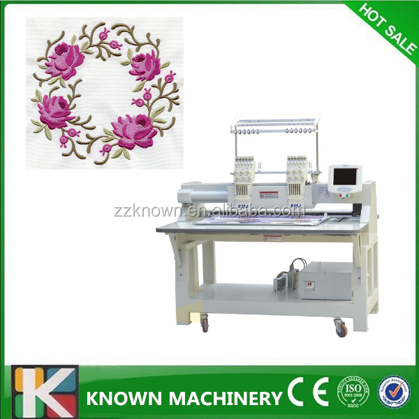 computer embroidery sewing machine