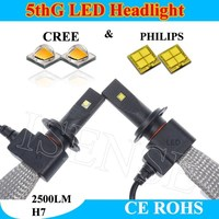 new product AUTO H4 LED Headlight kit