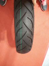 Qingdao top quality rubber motorcycle tyre 110/70-17