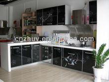 2015 latest patern design modern design Kitchen cabinets