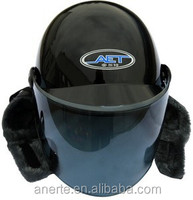 Anerte cheap popular safe half face helmet B-302 pp/abs half helmet