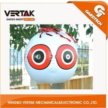 New design scare eyes balloon inflatable decoy for bird