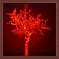2014 top sellers led modern christmas tree lamp/hot selling custom cheap christmas tree lamp