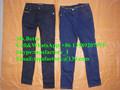 premium roupas de segunda mão utilizado jean