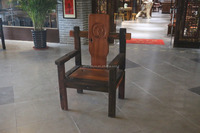 Old Ship Wood Vintage Style Chair