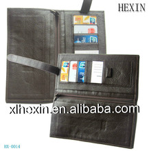 2015 high quality male long leather wallet