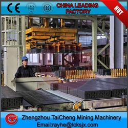 Taicheng rotary for lump coal powder brick making machine fatory is your best choose
