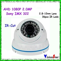 Best Surveillance Systems1080P AHD CCTV Camera OSD Menu CCTV Camera Systems Vision Star Manufacturer