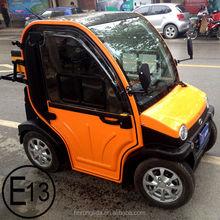 CVT 140 km economic range small cheap electric car
