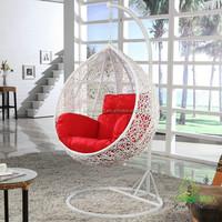 Designer Outdoor Rattan Hanging Chair For Sale