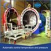 high temperature high pressure PLC control used autoclave machine
