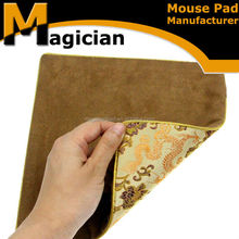 personized multi-color fabric mouse pad mount