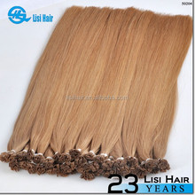 Best Selling Products In Europe Double Drawn brazilian keratin hair