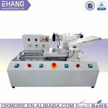 New products tempered glass screen protector cutting machine