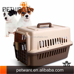 fashionable small animal carrier pet cage dog travel