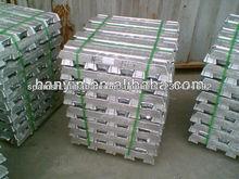 997% lingote de aluminio/lingote de aluminio precio de fabricación!!!