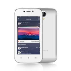 MTK 6572 smart phone kenxinda k2 4.0 inch capacitive touch screen 800*480 android 4.4 phone