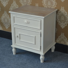 hot sale wood round drawer chest for bedroom decoration