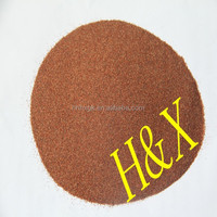 High quality abrasive garnet for waterjet cutting machines