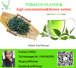 High concentration fresh green tea tobacco flavour,contact me for the latest updated list