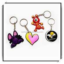 professional keychain supplier in china, custom production Keyring