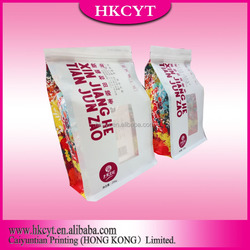 Laminated healthy food plastic packaging bag manufacturer factory