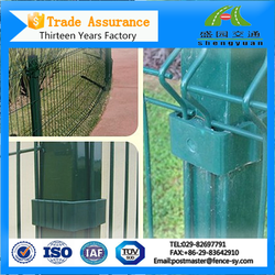 PVC Coated Wire Mesh Fense