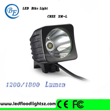 led solar powered IP65 Outdoor Flood Light led bicycle light 1800lm with CE
