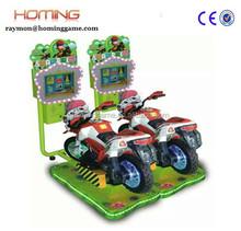 3D swing motorcycle/children's games kids rides children 3D video motorcycle